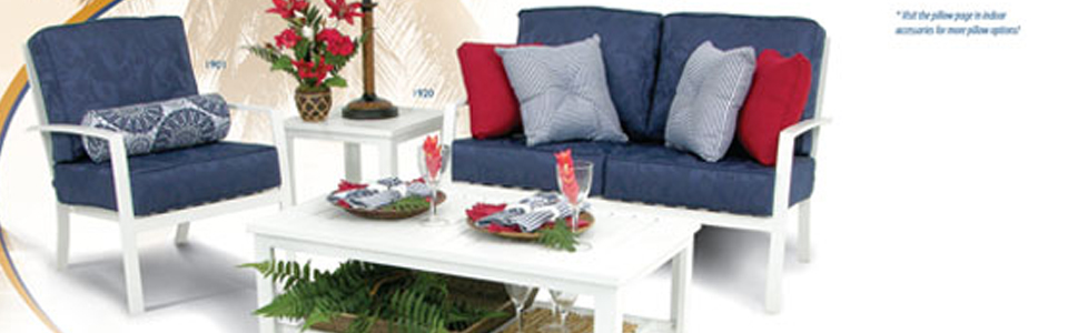 A Wide Selection of Outdoor Furniture